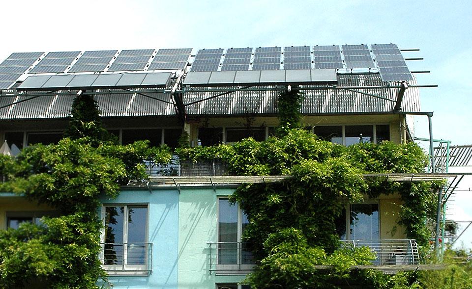Passivhaus intelligent extrem energieeffizient bauen for Passivhaus bauen