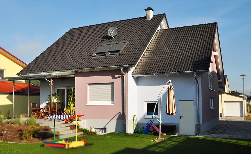 Bevorzugt Anbauprogramm - Ihr Haus variabel erweitern | Scheer Bau FF34